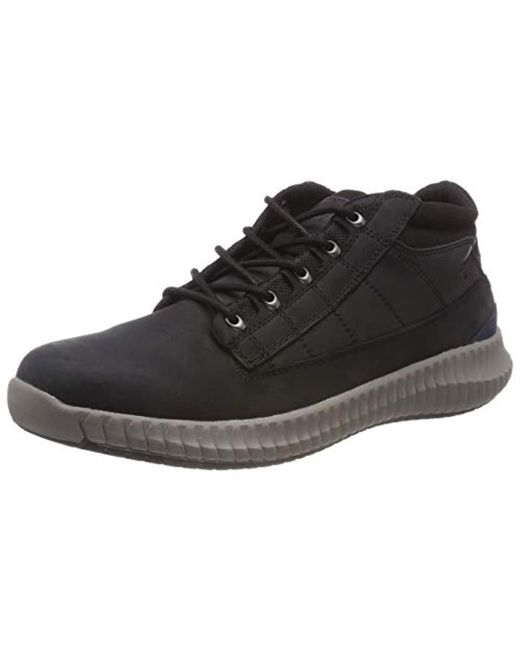 Men's Black Brendo-captor Trainers