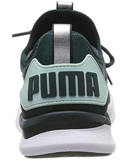 factory authentic 4f468 bb21e PUMA Ignite Flash Evoknit Sr Wn's Competition Running Shoes ...
