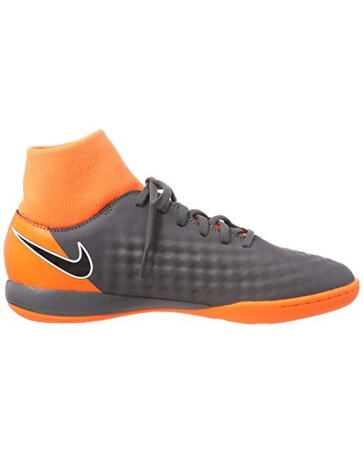 superior quality 4055e ae0c5 ... Nike - Gray Magista Obrax 2 Academy Dynamic Fit Ic Football Boots for  Men - Lyst ...