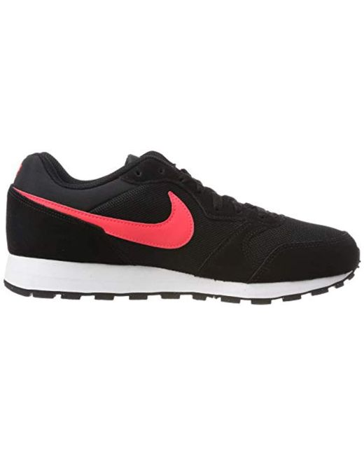 07149fdbed5a3 ... Nike - Black Md Runner 2 Running Shoes for Men - Lyst ...
