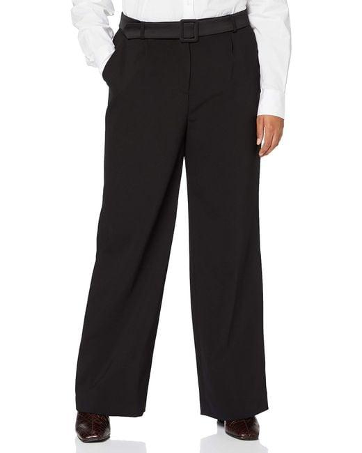 Esmoking P1 Pantaloni di Naf Naf in Black