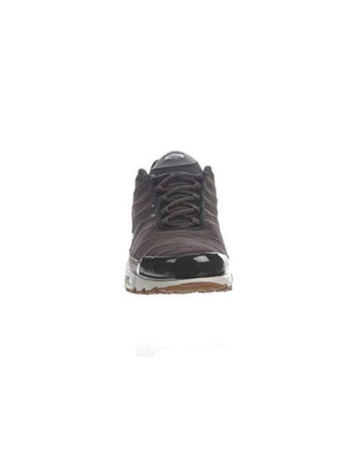 Details zu Nike Air Max Plus VT TN1 Tuned Mens Shoes in BlackWhite