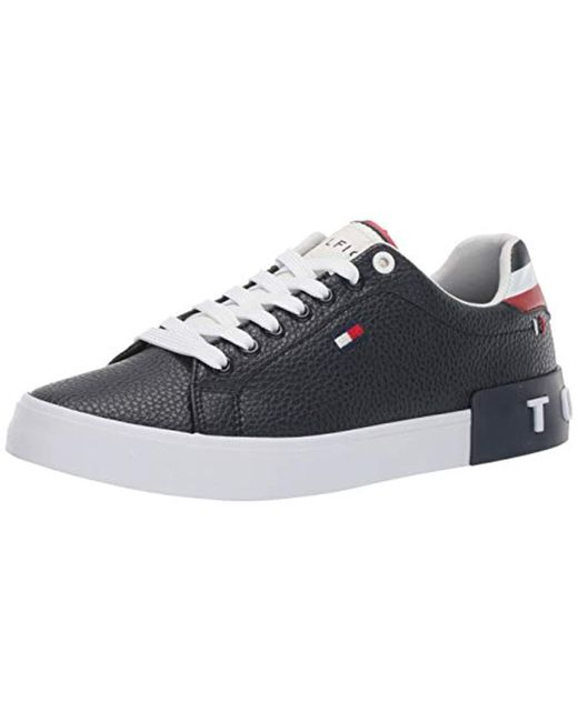 Tommy Hilfiger Blue Rezz Sneaker for men