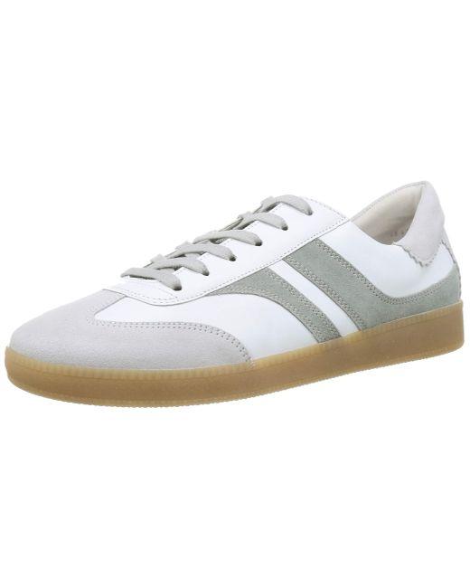Gabor Black Shoes Comfort Basic Sneaker