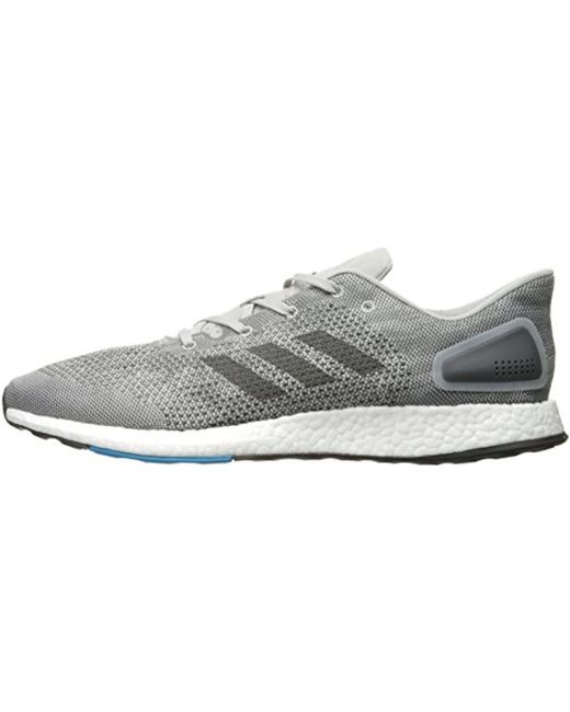 f17787b23 Lyst - adidas Pureboost Dpr Running Shoe in Gray for Men - Save 14%