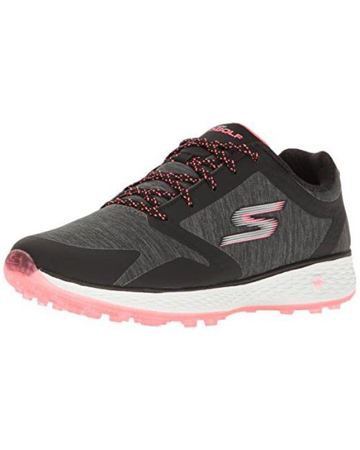 Skechers - Performance Go Golf Elite 2 Famed Golf Shoe, Black/hot Pink  Heathered ...