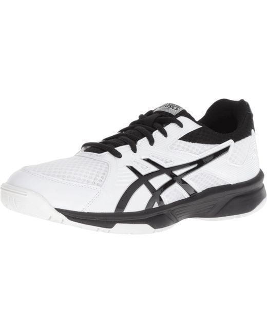 Asics Gel-upcourt 3 (white/black) Men's Volleyball Shoes for men