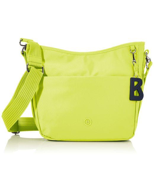 Verbier Irma Shoulderbag MvzfemmeSacs portés épauleJaune Bogner en coloris Yellow