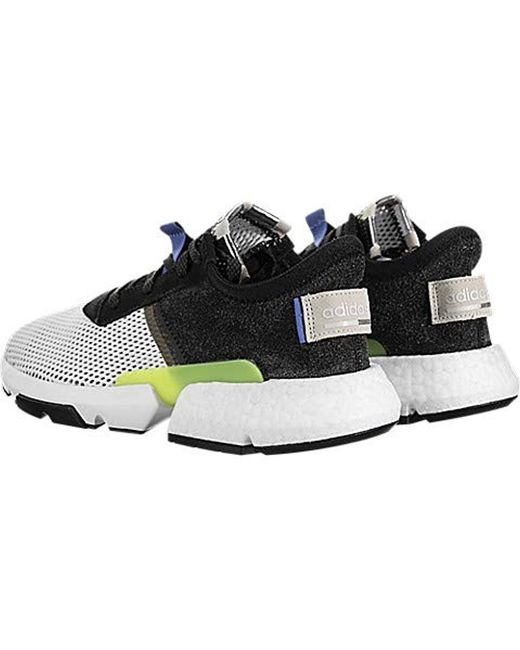 adidas Pod s3.1 Core Blackreal Lilacshock Red Cg5947 in
