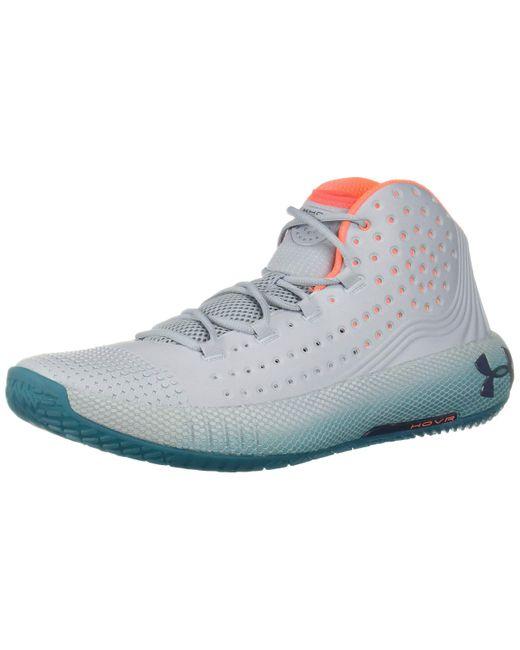 HOVR Havoc 2 Basketball Shoe Under Armour pour homme en coloris Blue