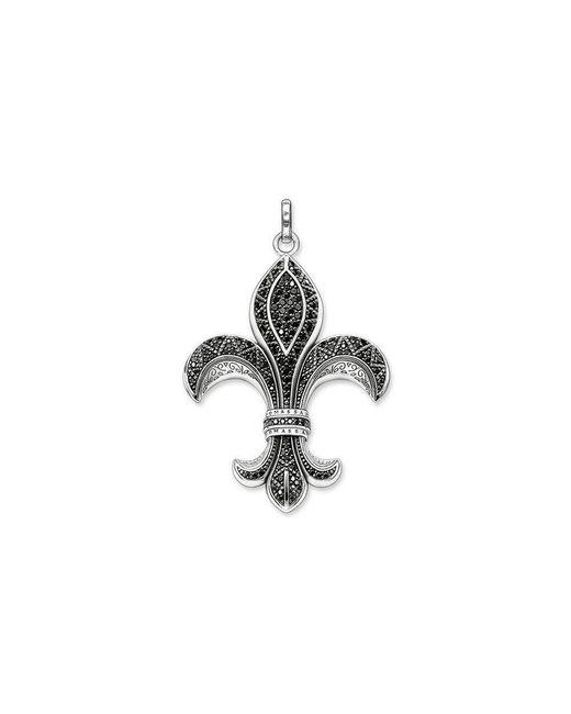 Pour des s Argent Sterling 925 Autre Forme Pas Un Bijou Collier - PE580-051-11 Thomas Sabo en coloris Metallic