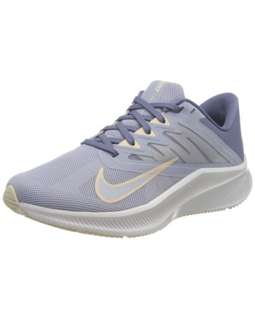 WMNS Quest 3 Nike en coloris Black
