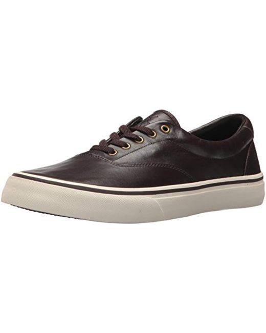 Polo Ralph Lauren - Brown Thorton Sneaker for Men - Lyst