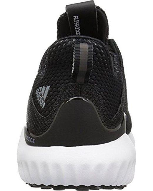 ba4011b74dd9 Adidas - Black Performance Alphabounce M Running Shoe for Men - Lyst . ...
