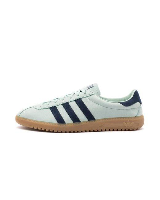 adidas Bermuda Sneakers In Green Cq2783