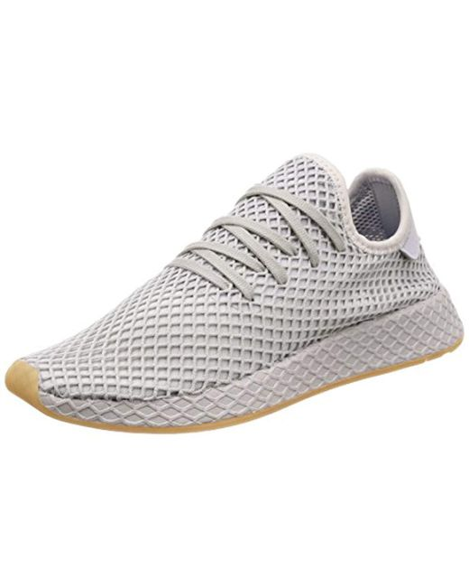 b03ec8154973d Women's Gray Deerupt Runner W Gymnastics Shoes