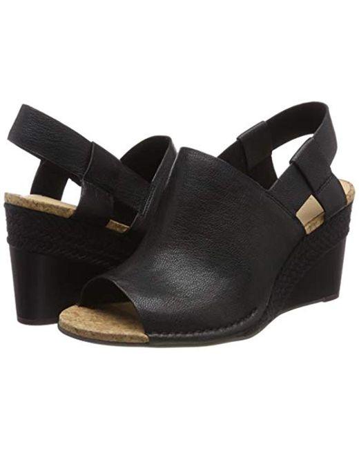 Women's Black Closed Toe Spiced Bay Sandals xBdoeQWrC