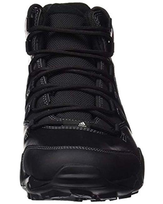 tania wyprzedaż usa gorące produkty wylot online Men's Black Terrex Ax2r Beta Mid Cw High Rise Hiking Boots