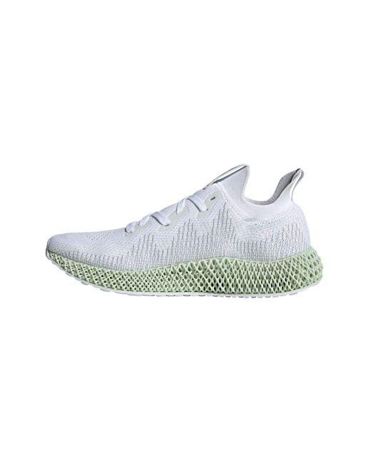 Baskets Alphaedge 4D adidas pour homme en coloris Blanc - 10 % de ...