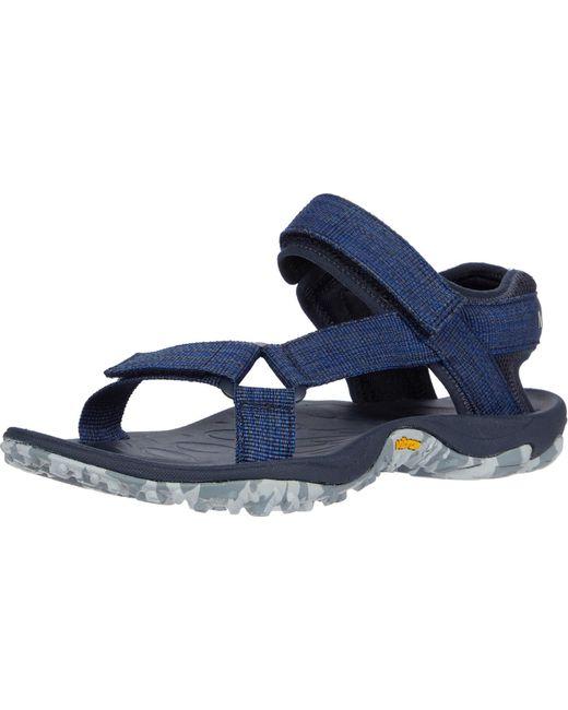 Merrell Kahuna Web Leichtathletik-Schuh in Blue für Herren