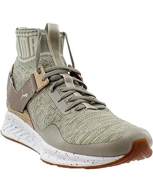 a1563d263ba PUMA - Natural Ignite Evoknit Cross-trainer Shoe for Men - Lyst ...