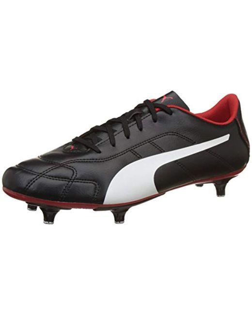Puma Classico C SG Football Shoes For Men(Multicolor, Puma