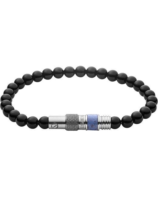 Homme Bracelets DIESEL en coloris Black