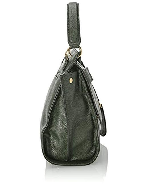... Lyst Guess - Green  s Hwvg6781190 Top-handle Bag ... 0715bf4e58658