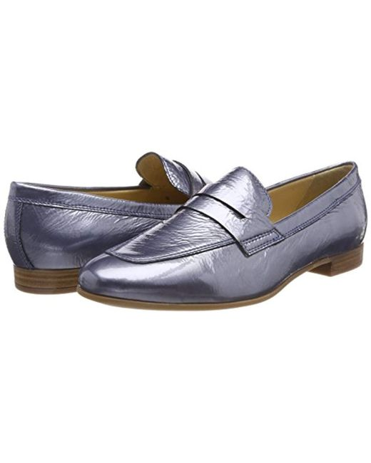 Marlyna B 's D Loafers Geox In 59Lyst Save Blue pUVSMz