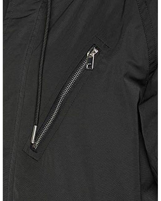 premium selection d858e 64226 Men's Black J-ryota-wh Giacca Parka