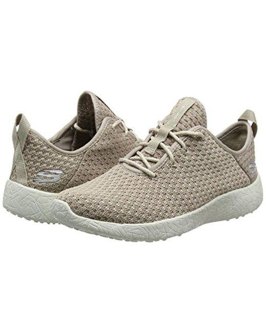 e288f1b085b8 ... Skechers - Natural Sport Burst City Scene Fashion Sneaker - Lyst ...