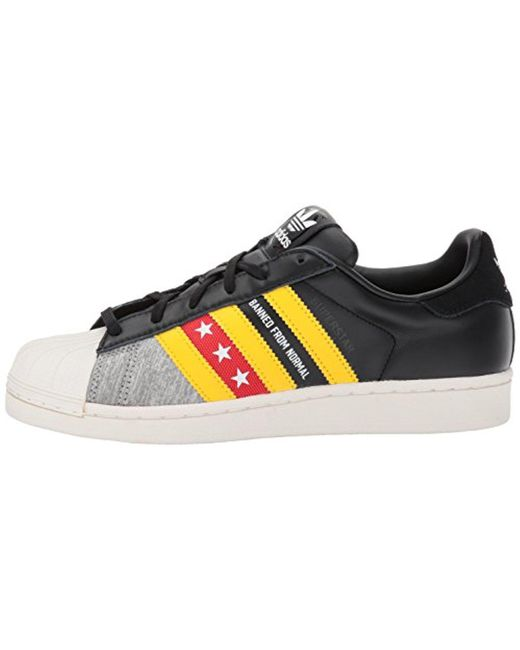 ... Adidas Originals - Multicolor Superstar Ro W - Lyst ...