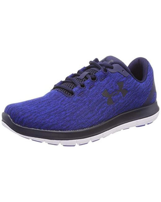 Under Armour  s Ua Remix Competition Running Shoes in Blue for Men ... f5df084b2eb