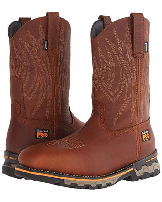 d5ebe17d15d Lyst - Timberland Ag Boss Pull-on Alloy Square-toe Work And Hunt ...