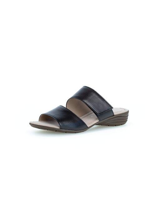 Gabor Blue Sandalen