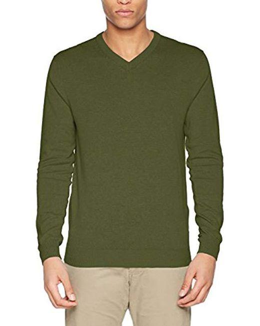 Esprit - Green Jumper for Men - Lyst