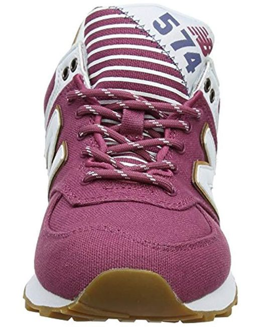 New Balance Rubber 's 574v2 Yatch Pack Trainers Save 40