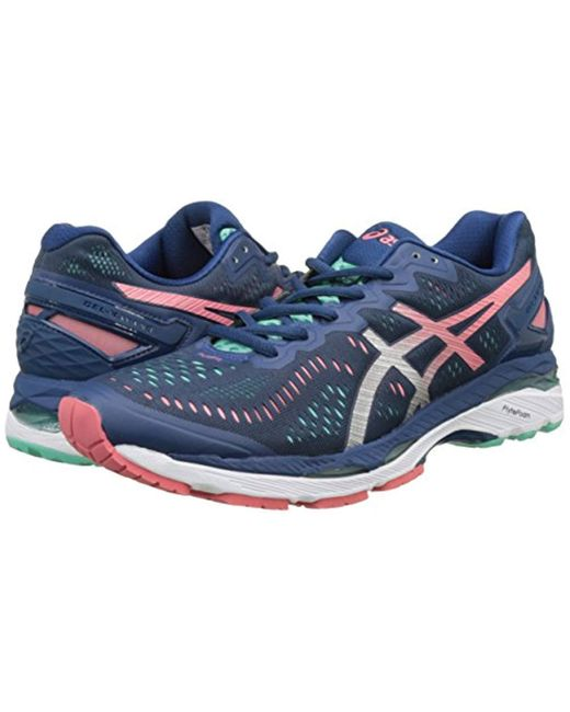 competitive price ad6cf 6fc56 Women's Blue Kayano 23 Training Shoes