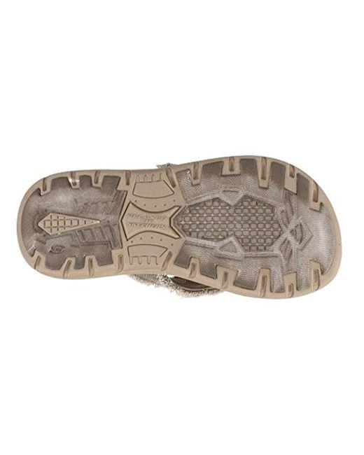 bbeb21723ef6 ... Skechers - Multicolor Evented Arven Flip Flop for Men - Lyst