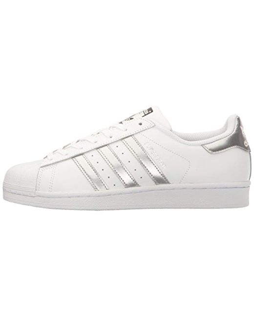 adidas Superstar Shoes in Metallic , Lyst