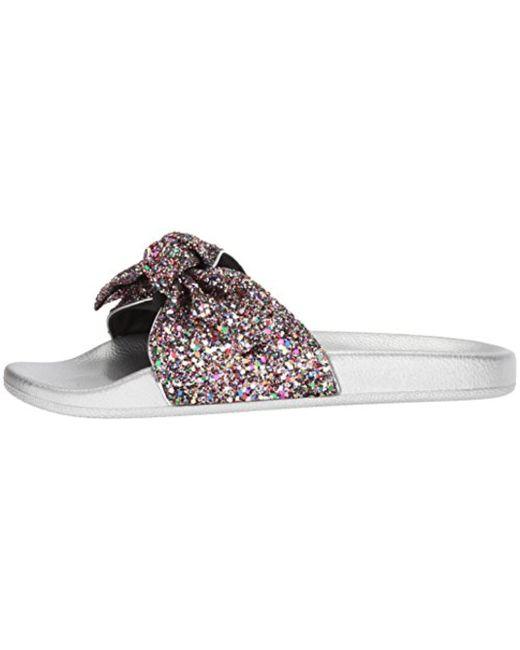 3d5a5d49bd67 ... Kate Spade - Multicolor Shellie Slide Sandal - Lyst ...