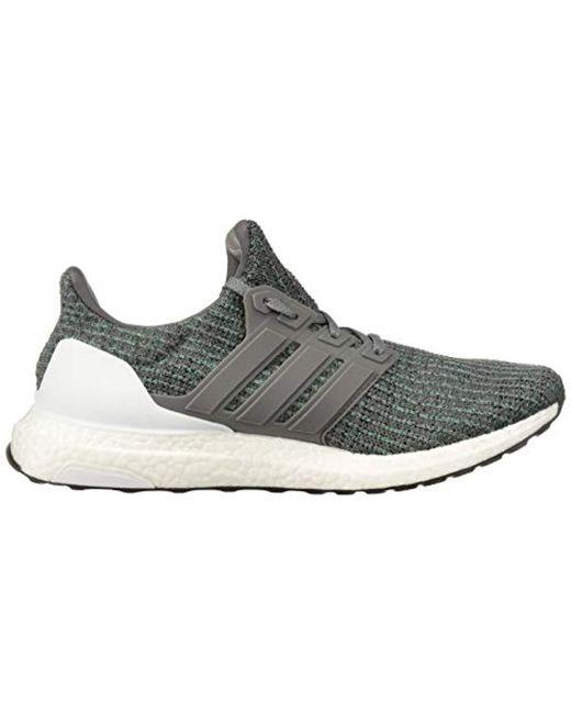8bb10d4a0 ... Adidas - Gray Ultraboost 4.0 Shoe for Men - Lyst ...