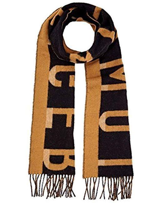 957a75cf88819 Tommy Hilfiger Tommy Scarf+giftbox Accessories, Black (flag Black-pt), ...