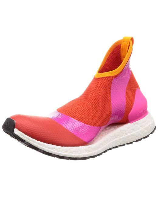 Ultraboost X All Terrain Chaussures de Running Rose Adidas en coloris Pink