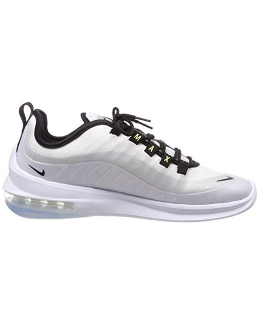 quality design bc702 d033a ... Nike - White Air Max Axis Prem Running Shoes for Men - Lyst ...