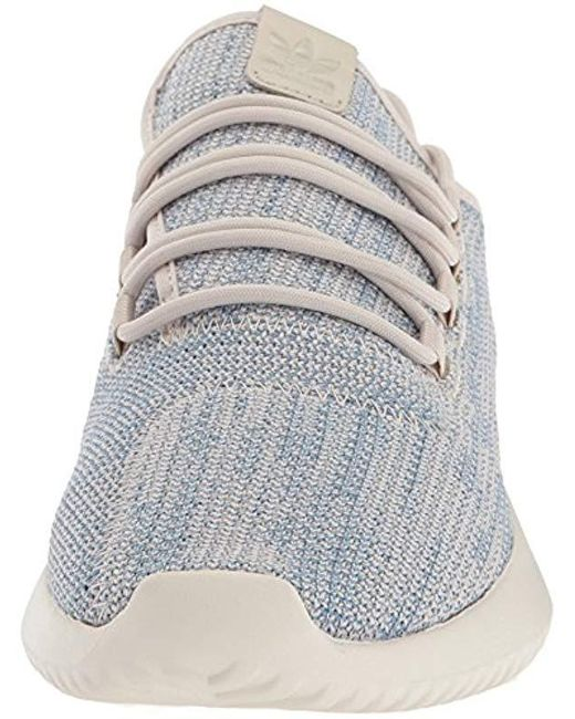 4cdbbfd9 Men's Blue Tubular Shadow Ck Fashion Sneakers Running Shoe