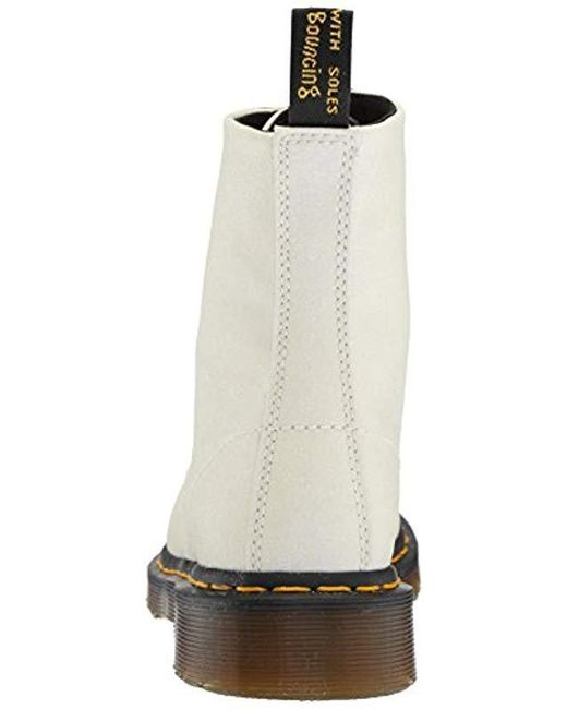 Dr Martens Leather Unisex Adults 1460 Smooth 59 Last White
