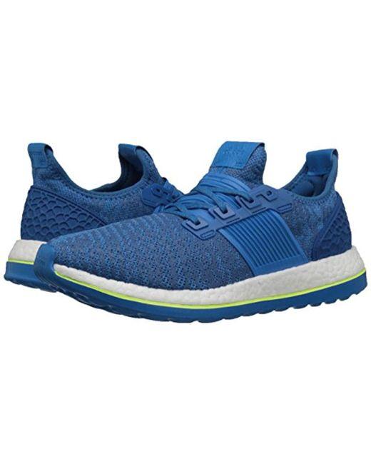 ede8154a931cf Men's Blue Performance Pureboost Zg Running Shoe