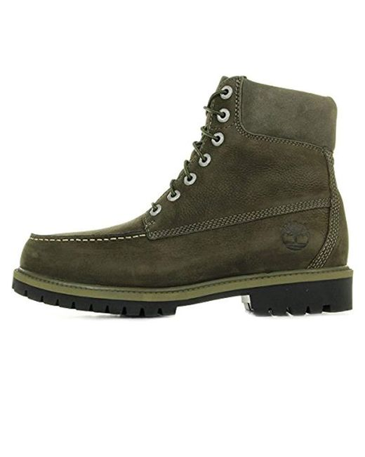 f530282c277 Timberland 6in Premium Wp Mt Boot Ca1m4t, Boots in Green for Men - Lyst