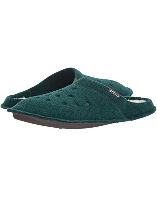 tanie z rabatem dostępność w Wielkiej Brytanii tani Crocs™ Synthetic And Classic Slipper, Comfortable Slip On ...